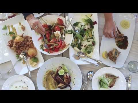 Food travels through Greece | candids by Jo - YouTube