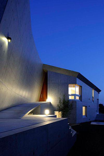 コンクリート造・RC造の家   美術館のような建築   アーキッシュギャラリー