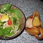 Photo de recette : Vinaigrette japonaise au gingembre