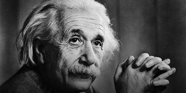 10 lezioni di vita dalle frasi celebri di Albert Einstein
