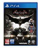 Batman: Arkham Knight (PS4) by Warner Bros   600 days in the top 100 Platform: PlayStation 4 (734)Buy new:   £17.00 71 used & new from £11.97(Visit the Bestsellers in PC & Video Games list for authoritative information on this product's current rank.) Amazon.co.uk: Bestsellers in PC & Video Games...