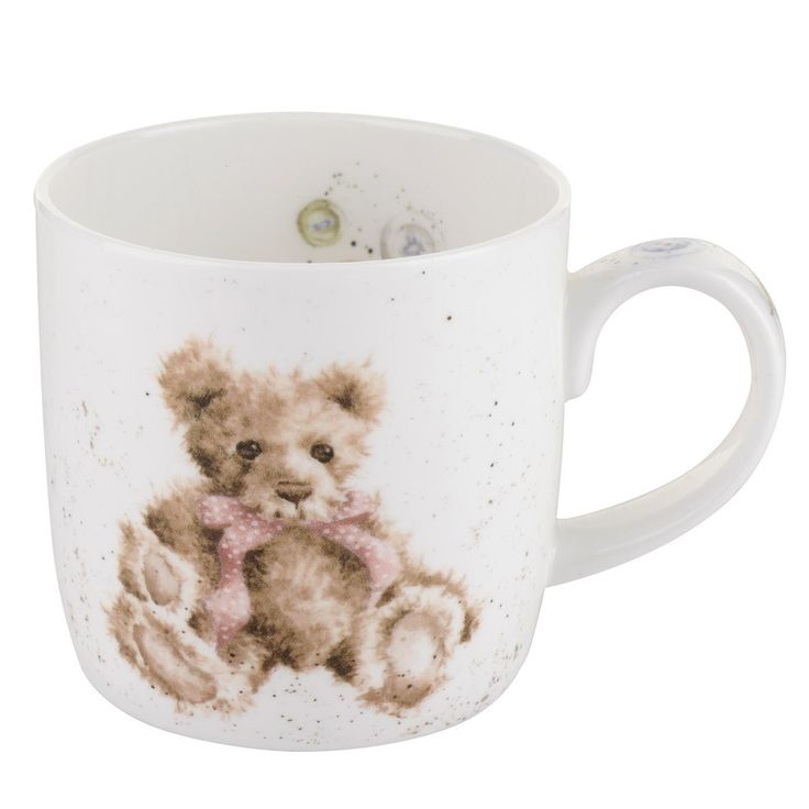 Royal Worcester Wrendale Vintage Bears Matilda Mug Mug Available @ Li'l Treasures $20 - Australian Store.