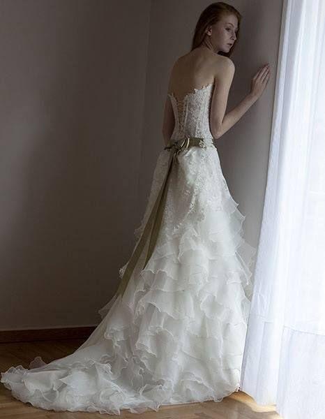 Photo: Kostas Koroneos hair/makeup: Giselle Makeup wedding gown by Natalie Mignonne Model: Katya