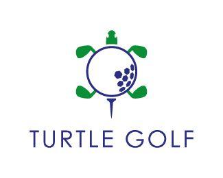Logo Design - Turtle Golf