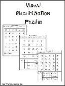Printable Visual Perceptual Worksheets – ליבנת יהושע