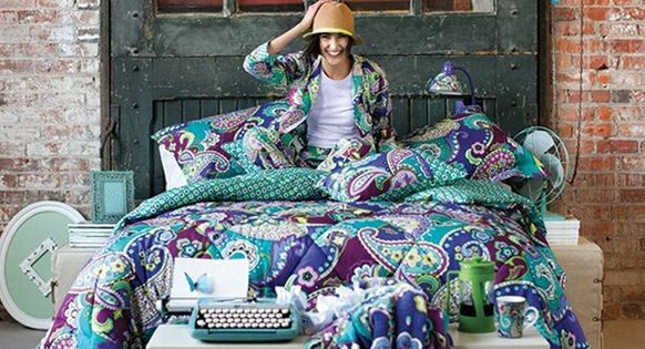166 Best Vera Bradley Bedding ️ ️ Images On Pinterest
