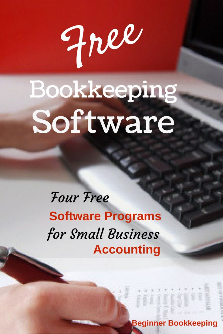 Free bookkeeping software options for new small business startups and bloggers to track income and expenses and track profits.