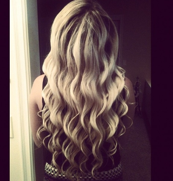 Amazing 1000 Images About Hairstyles On Pinterest Wand Curls Wand Hairstyles For Women Draintrainus
