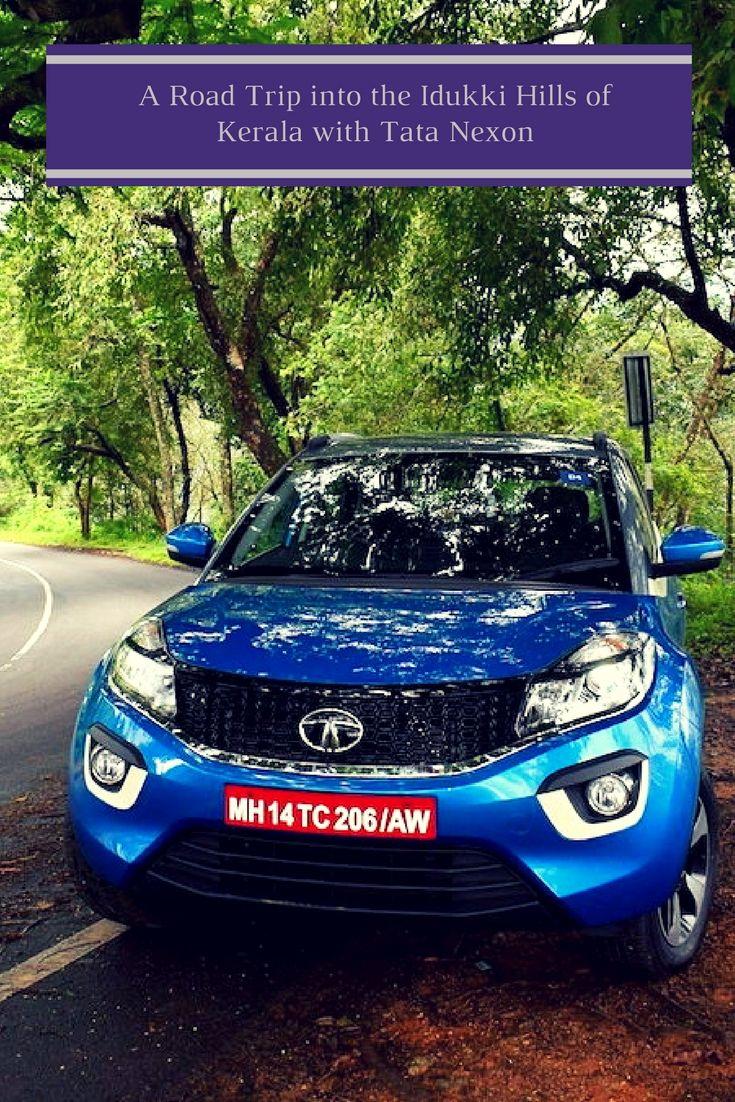 A Road Trip into the Idukki Hills of Kerala with Tata Nexon | Idukki Hills, Kerala, India | travel | Road trip | Car review | Tata Nexon | Tata Nexon review | Compact SUV | Driving experience | Automobile | Tata Motors | Family car | India | Drive in the hills | Explore with Nexon