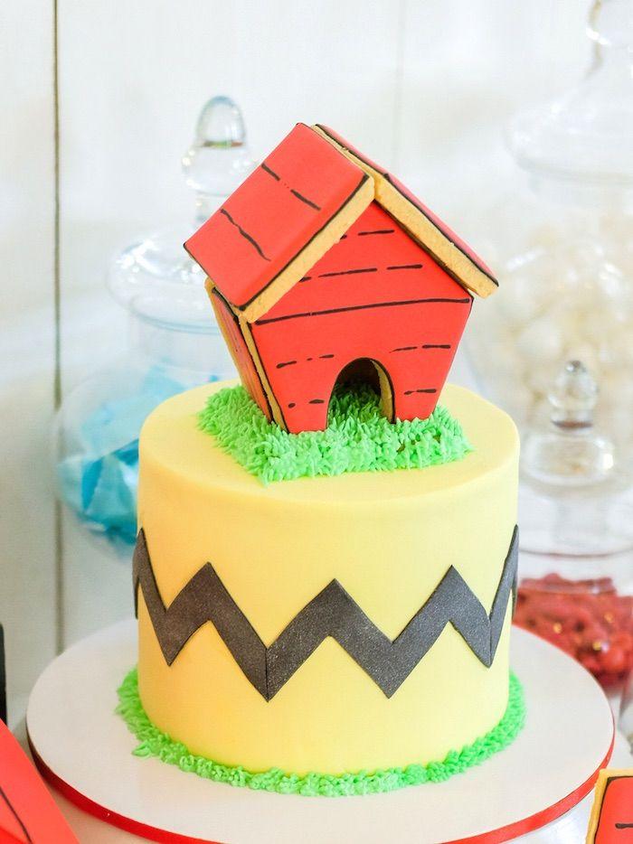 Best 25 Snoopy cake ideas on Pinterest Fondant animals tutorial