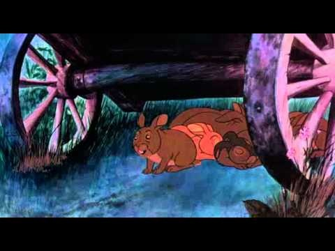 Watership Down (1978) An English adventure drama animated film written, produced and directed by Martin Rosen and based on the book by Richard Adams. It was financed by a consortium of British financial institutions. Originally released 10/19/78 the film was an immediate success and it became the sixth most popular film of 1979 at the British box off...