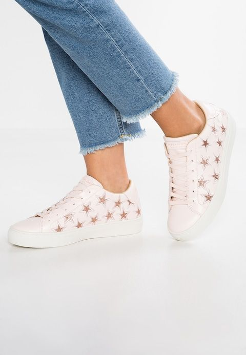 2d2b10485a6 Skechers Sport SIDE STREET - STAR SIDE EMBROIDERY - Trainers - light pink -  Zalando.