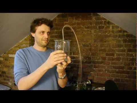 Self Siphoning Beads: This is super cool and I want this for my office. My clients would love it!