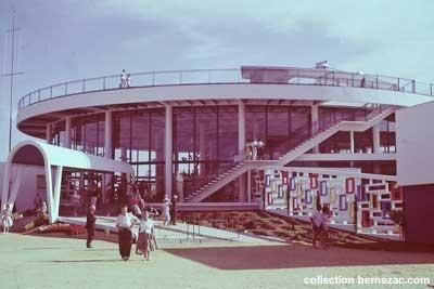 La Rotonde du Casino en 1960