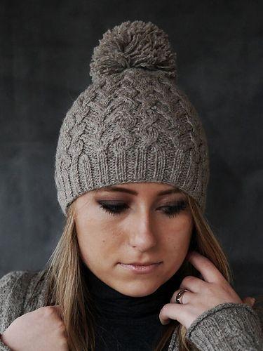 Ravelry: Meander Hat pattern by Irina Dmitrieva