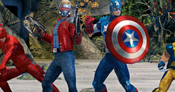 Marvel Heroes Getting Shut Down