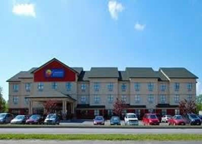Comfort Inn and Suites Hogansburg Hotel Massena, New York