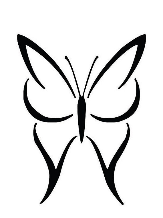 Best Animals Vinyl Decals Images On Pinterest Custom Vinyl - Butterfly vinyl decals