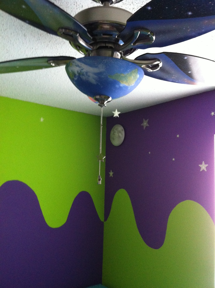 120 best images about interior purple green on for Blue green purple room