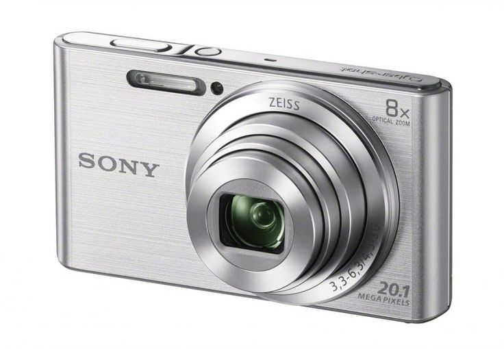 Sony Presented compact cameras of Cyber-shot line #Sony
