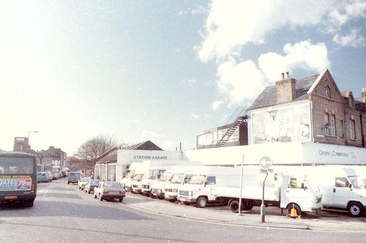 Grove Green Road opp leytonstone station