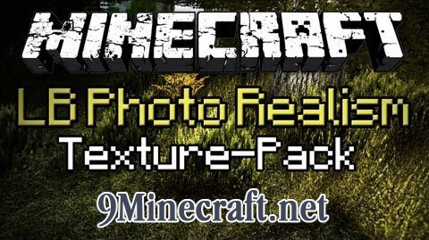 LB Photo Realism Texture Pack for Minecraft 1.5.1/1.5/1.4.7