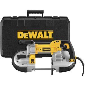DEWALT DWM120K 10 Amp 5-Inch Deep Cut Portable Band Saw Kit - Power Band Saws - Amazon.com