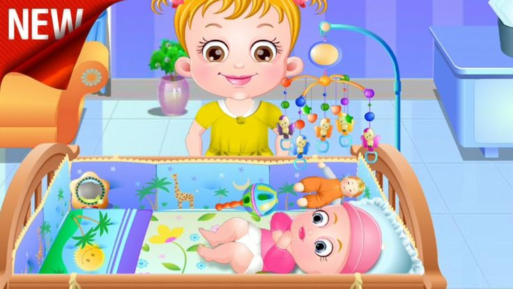 Baby Hazel Newborn Baby Best Cute Games for Kids Baby Hazel Game Movie A...