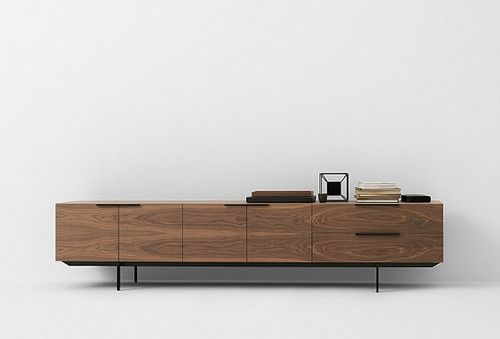 long and low sideboard