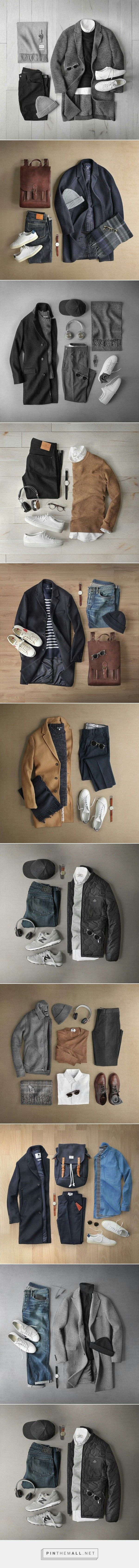 Winter Outfit Formulas For Men #mensfashion #fashion
