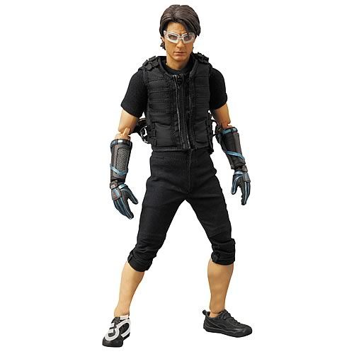 Mission Impossible Ghost Protocol Ethan Hunt Action Figure