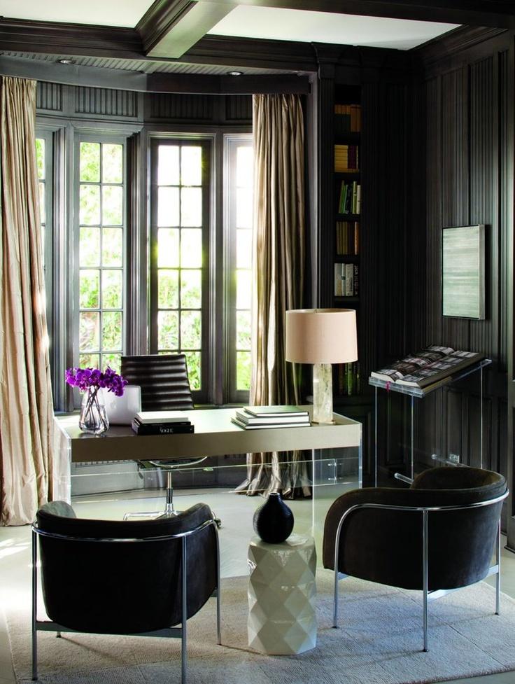 the lucite desk monique home - Lucite Desk