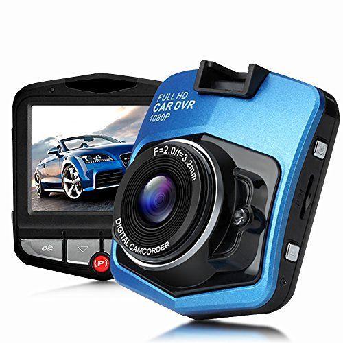 tikitaka voiture DVR caméra caméscope GT300Parking enregistrement vidéo Full HD 1080p accéléromètre: Caractéristiques: Type: Caméra de…