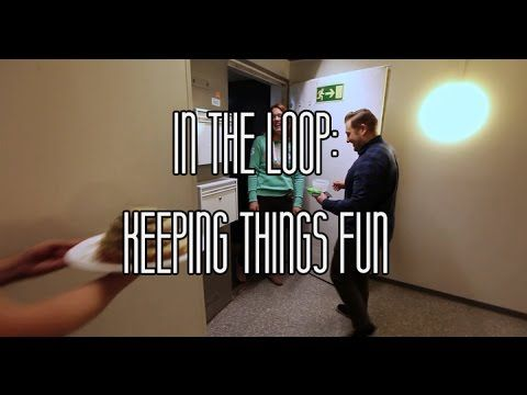 In The Loop: Keeping Things Fun in Gaming #gamedev #marketing #baking #cake