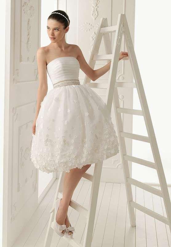 Vestito da sposa anni 60 party