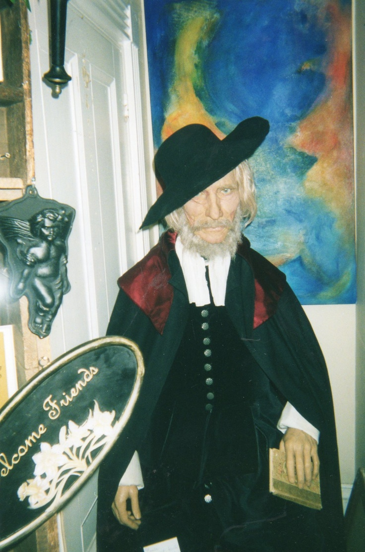 Elder William Brewster, my Mayflower ancestor & 10th great ...