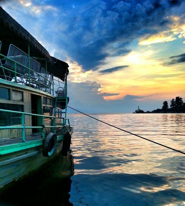 Toba Lake, North Sumatra, Indonesia
