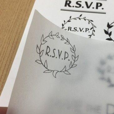 消しゴムはんこ | コラム|結婚式ムービーchouchou(シュシュ) 結婚式の招待状で使える消しゴムはんこを作ろう!【無料デザイン