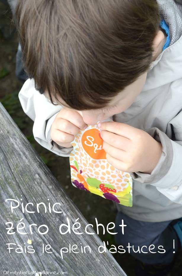 Astuces pour un picnic zéro déchet