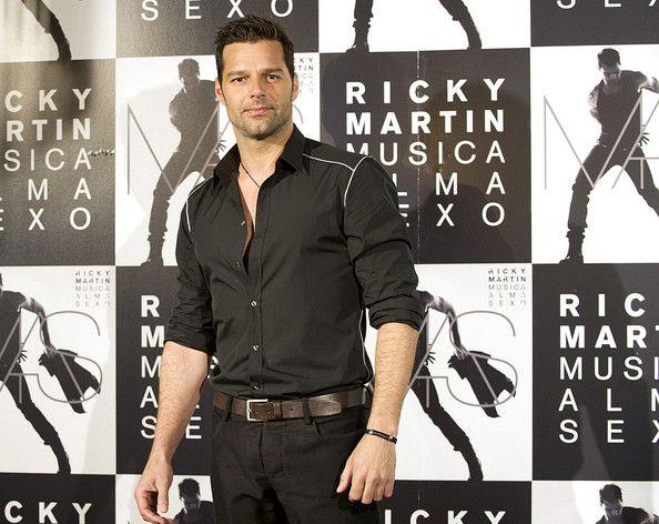 Ricky Martin Clothes