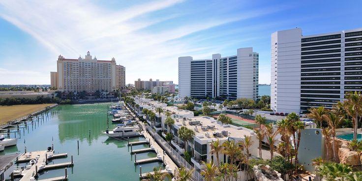 1. Sarasota, Florida