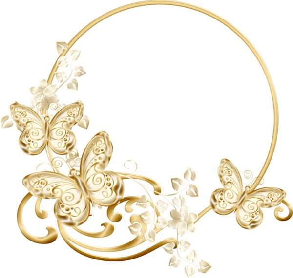 cadres frame rahmen quadro png cadres photos pinterest mariposas oro y marcos. Black Bedroom Furniture Sets. Home Design Ideas