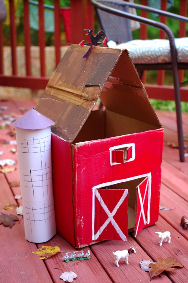 What Can You Make With Cardboard Projects With Kids