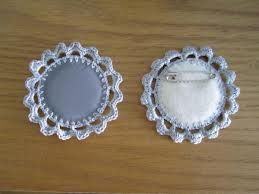 Crocheted reflector
