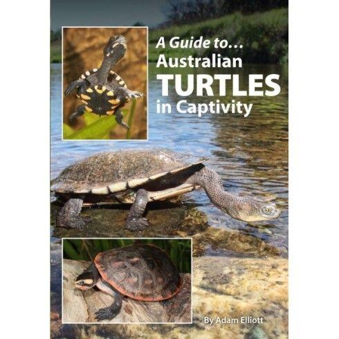 Adam Eliliot recoge en este libro, información detallada sobre todos los aspectos del mantenimiento en cautividad de 31 de las especies de #tortugas australianas más comunes. #Libros