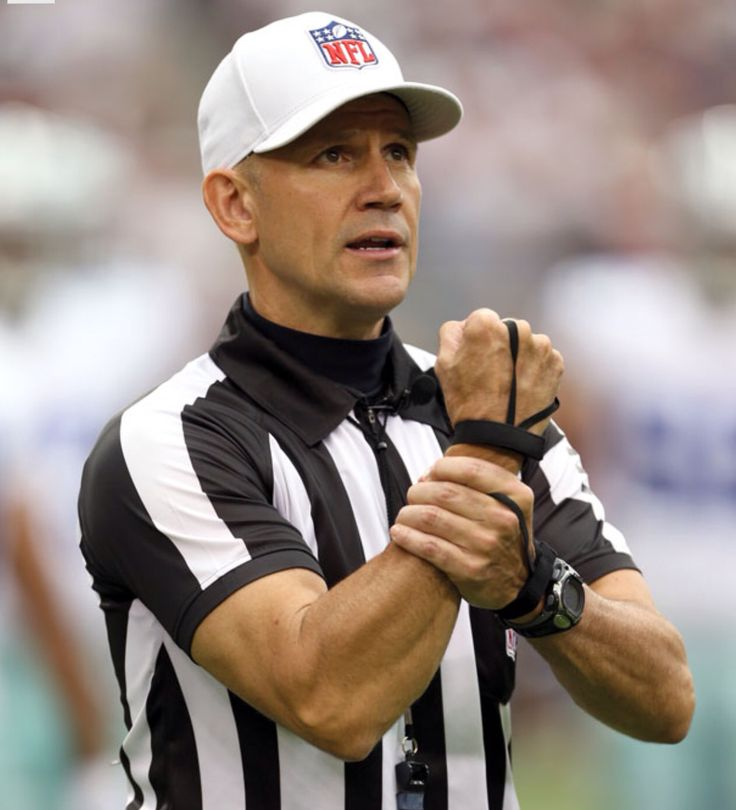 college nfl toilet referee assignments