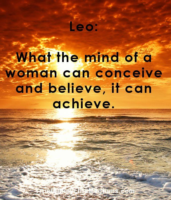 codependent relationship traits of a leo