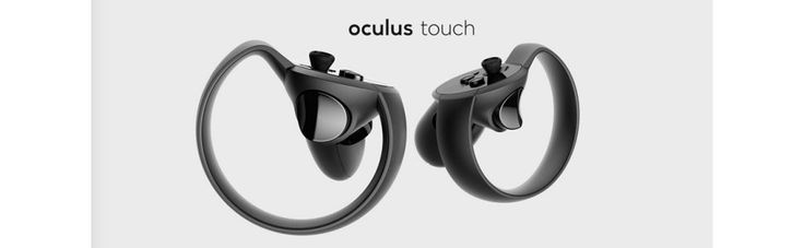 "Oculus Touch is a pair of tracked controllers that give you ""hand presence"" - the feeling that your virtual hands are actually your own. It takes interaction to the next level. Touch enables natural hand presence, requiring little thought about how to use your virtual hands or what to do with them."