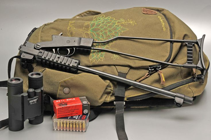 Chiappa Little Badger, The Backpacking Rifle