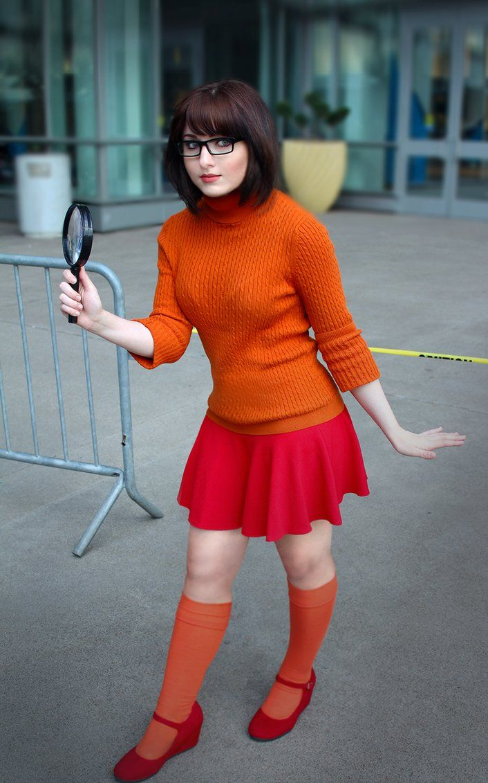 Velma Cosplay by Tetra-Triforce
